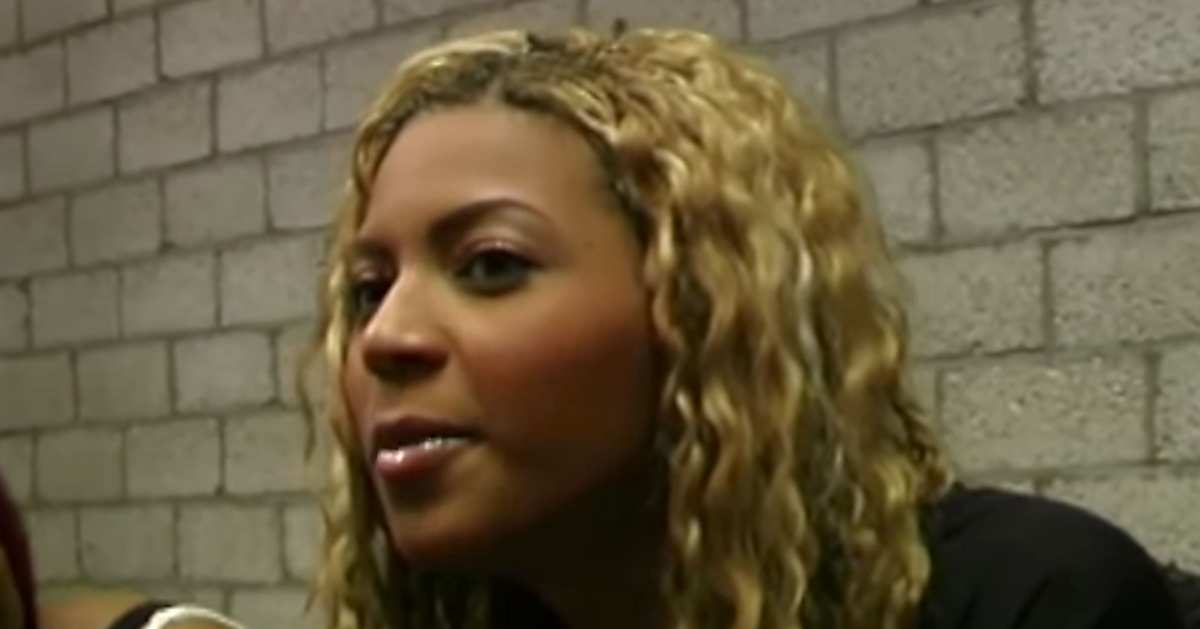 Beyoncé Wasn't High, She Just Really Likes Whales, Okay?