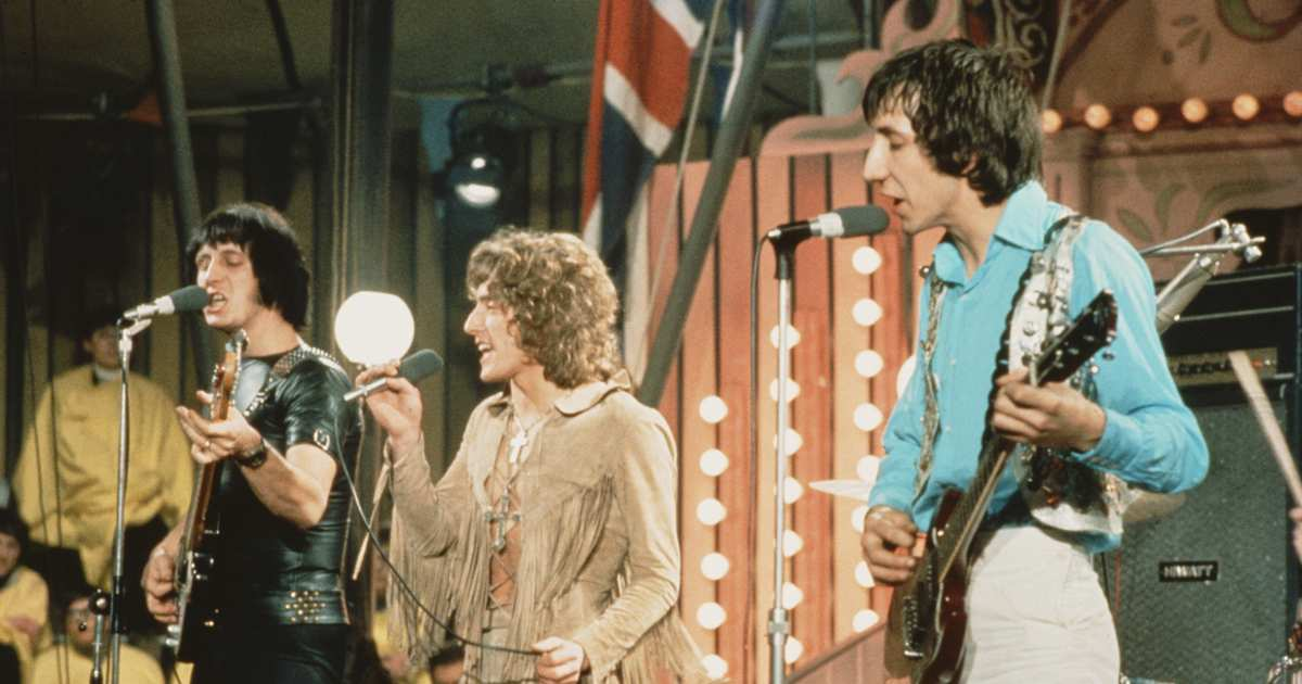The Story Behind the Who's Iconic 'A Quick One' Performance, Now Available in Glorious HD
