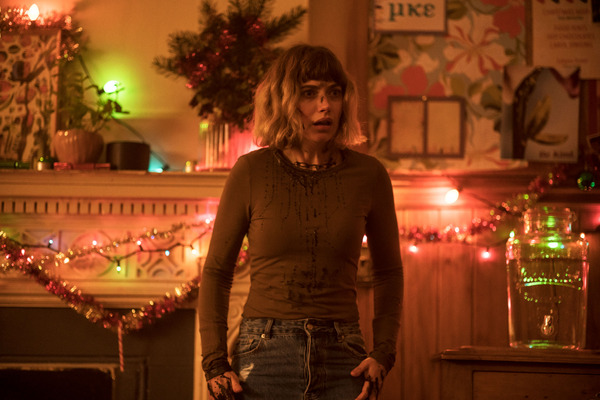 Imogen Poots on Black Christmas, Playing More Than 'Strong'