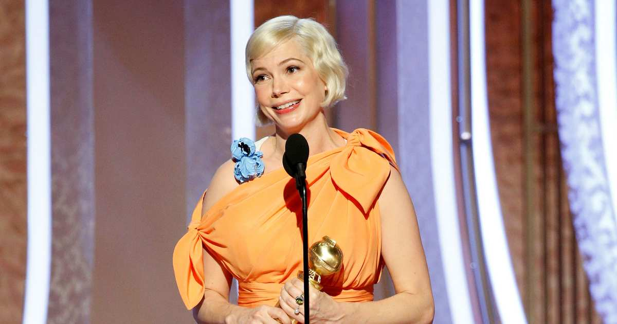 Michelle Williams Says Thanks for the Globe, But Let's Talk Reproductive Rights