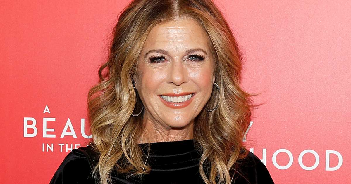 Where The Hell is Rita Wilson's Golden Globe Glam Squad?