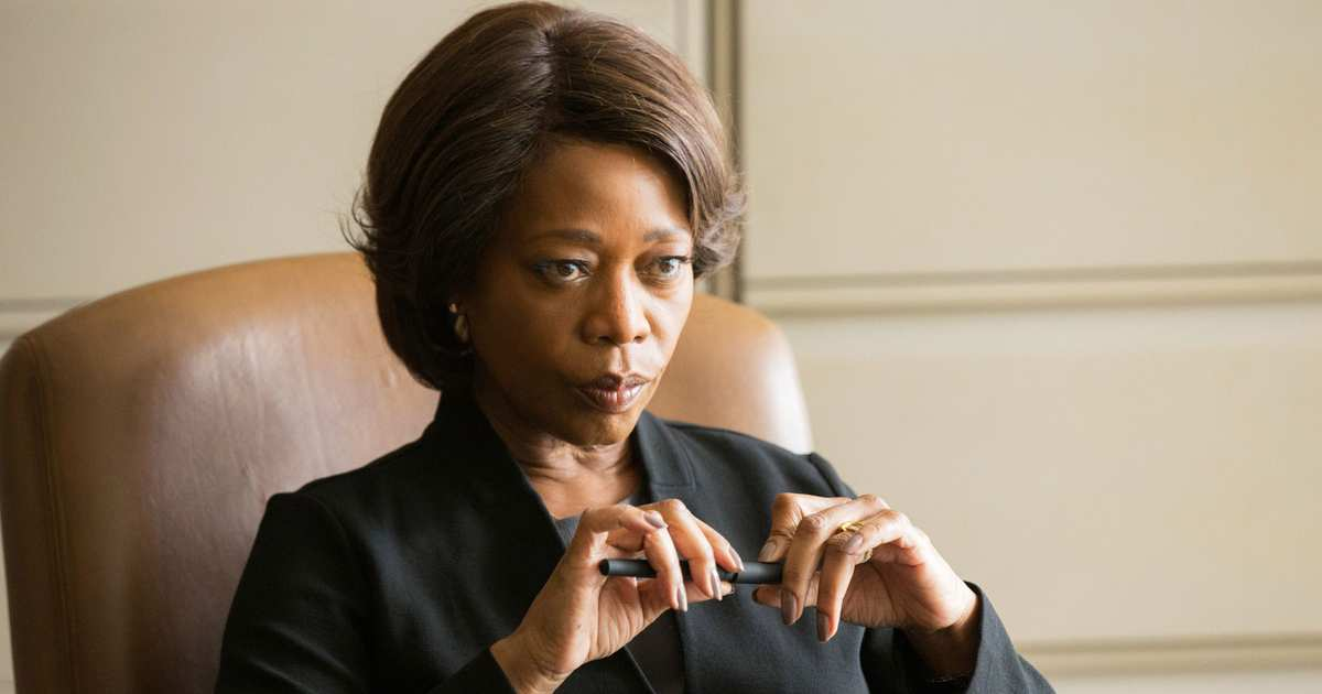 The Story of Clemency Plays Out on Alfre Woodard's Face