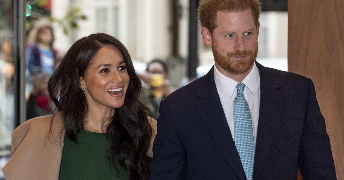 Netflix Is Courting Meghan and Harry
