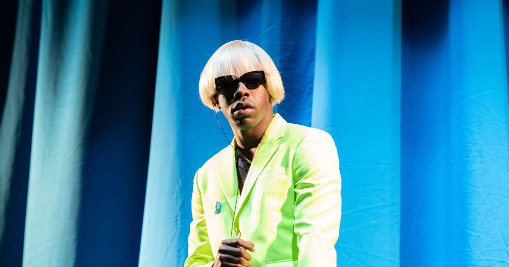 Tyler the Creator and His Wig to Perform at the 2020 Grammys