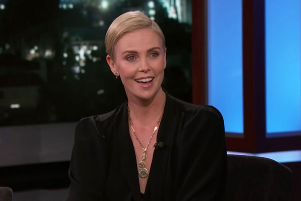 Charlize Theron's Worst Date Story Brings Her to Tears