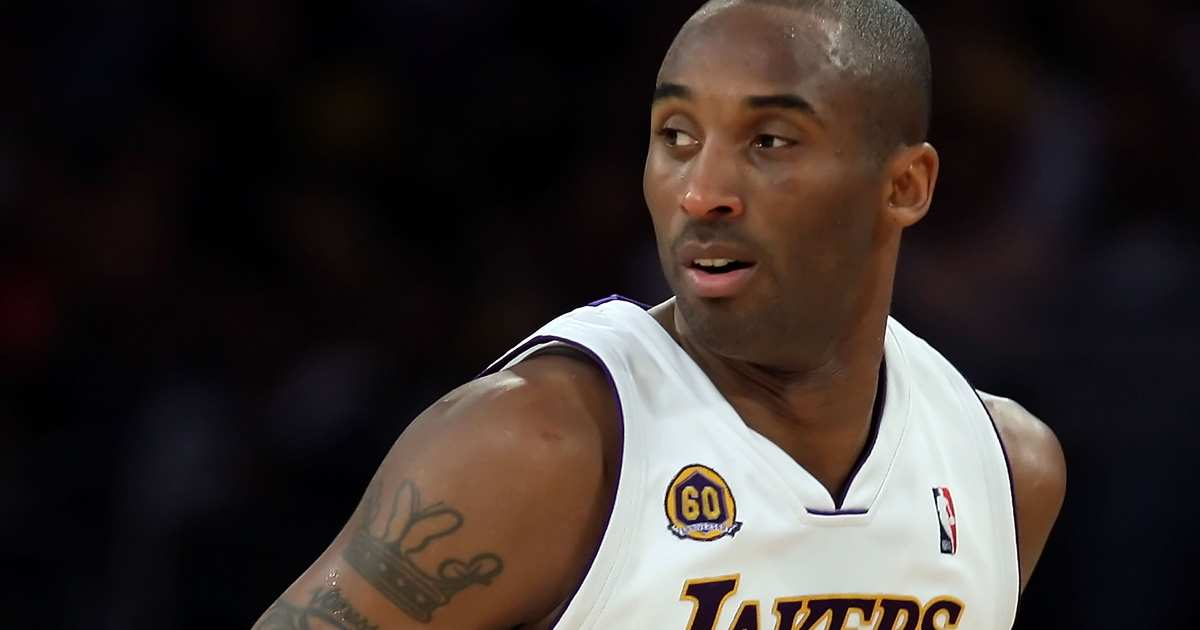 Sports Legends and NBA Stars Mourn the Death of Kobe Bryant