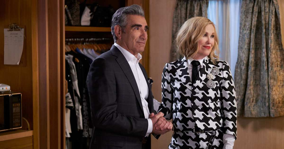 Schitt's Creek Recap: A Carefully Orchestrated, Entirely Deliberate Stunt