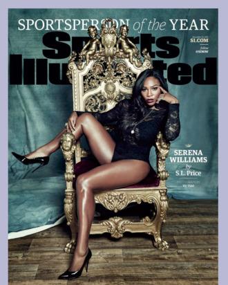 Queen Serena.