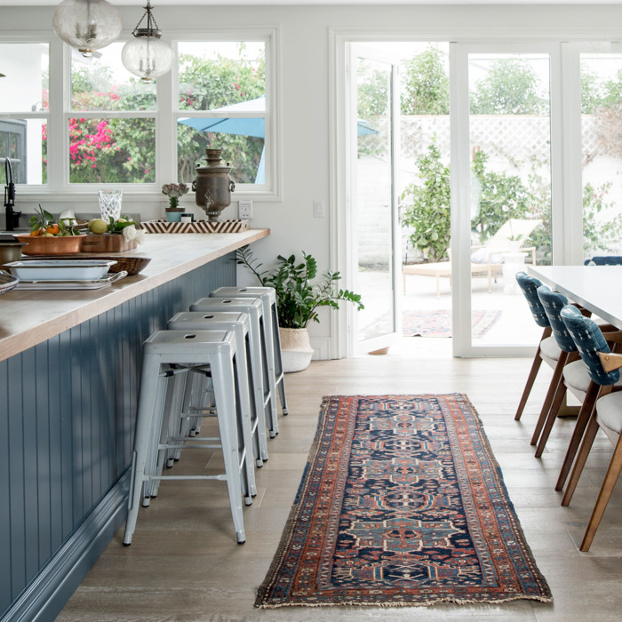 A Sunny California Cottage Filled With Vintage Décor on