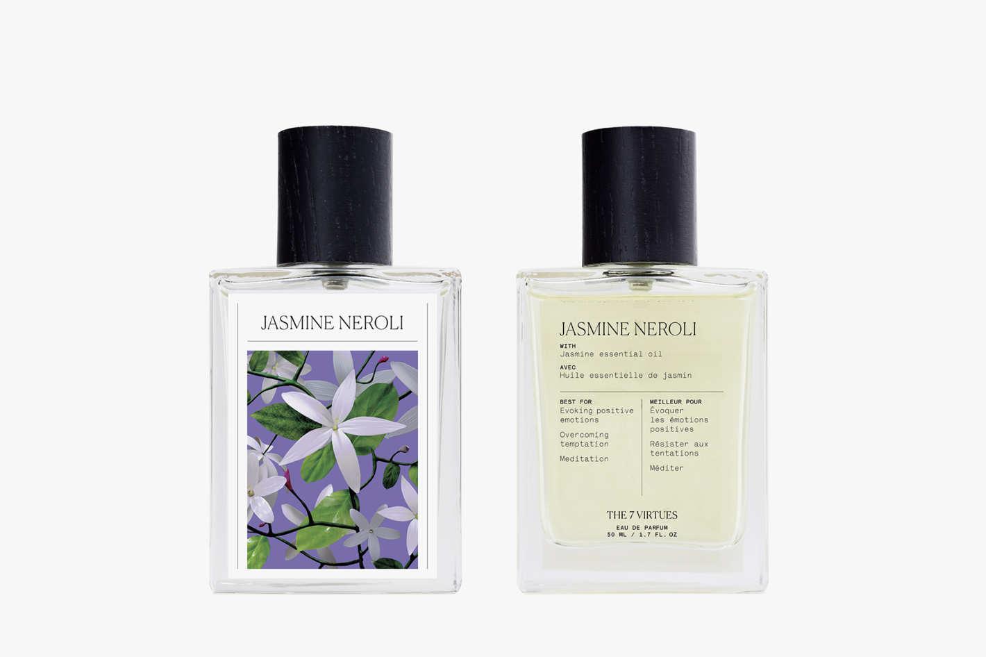 The 7 Virtues Jasmine Neroli Eau de Parfum