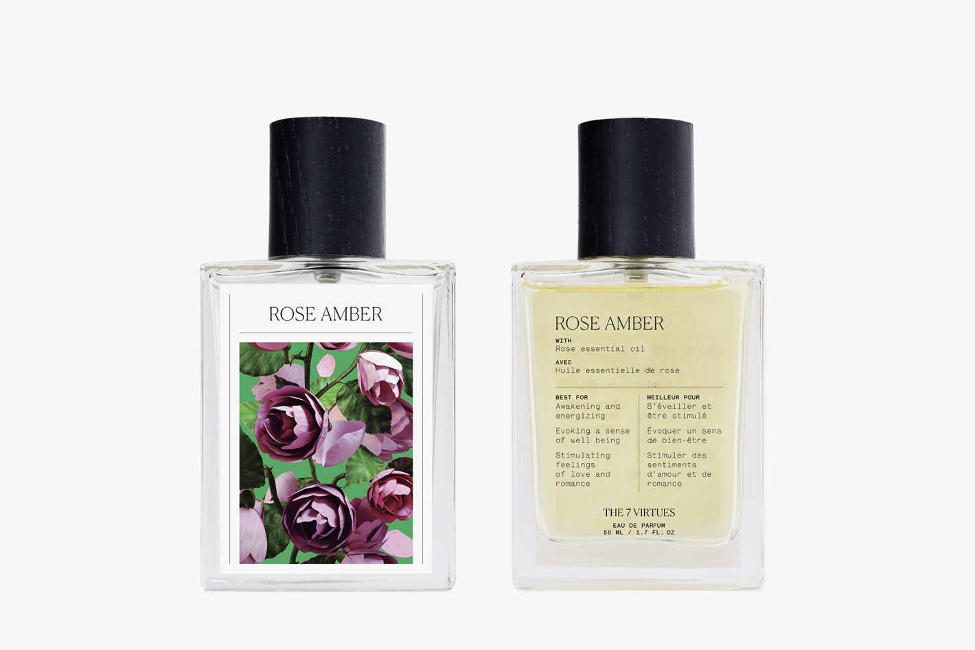 The 7 Virtues Rose Amber Eau de Parfum