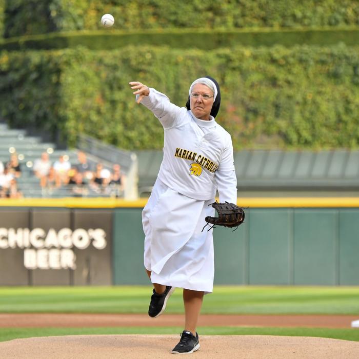 Sister Mary Jo.