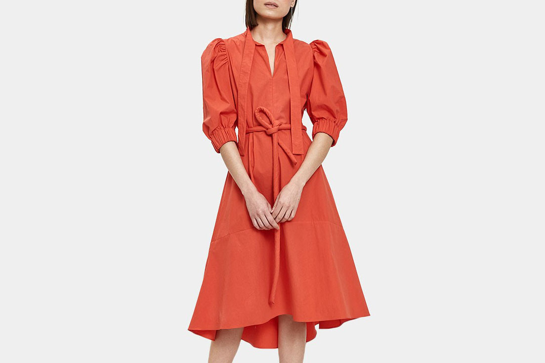 Fabiana Pigna Miranda Dress in Poppy