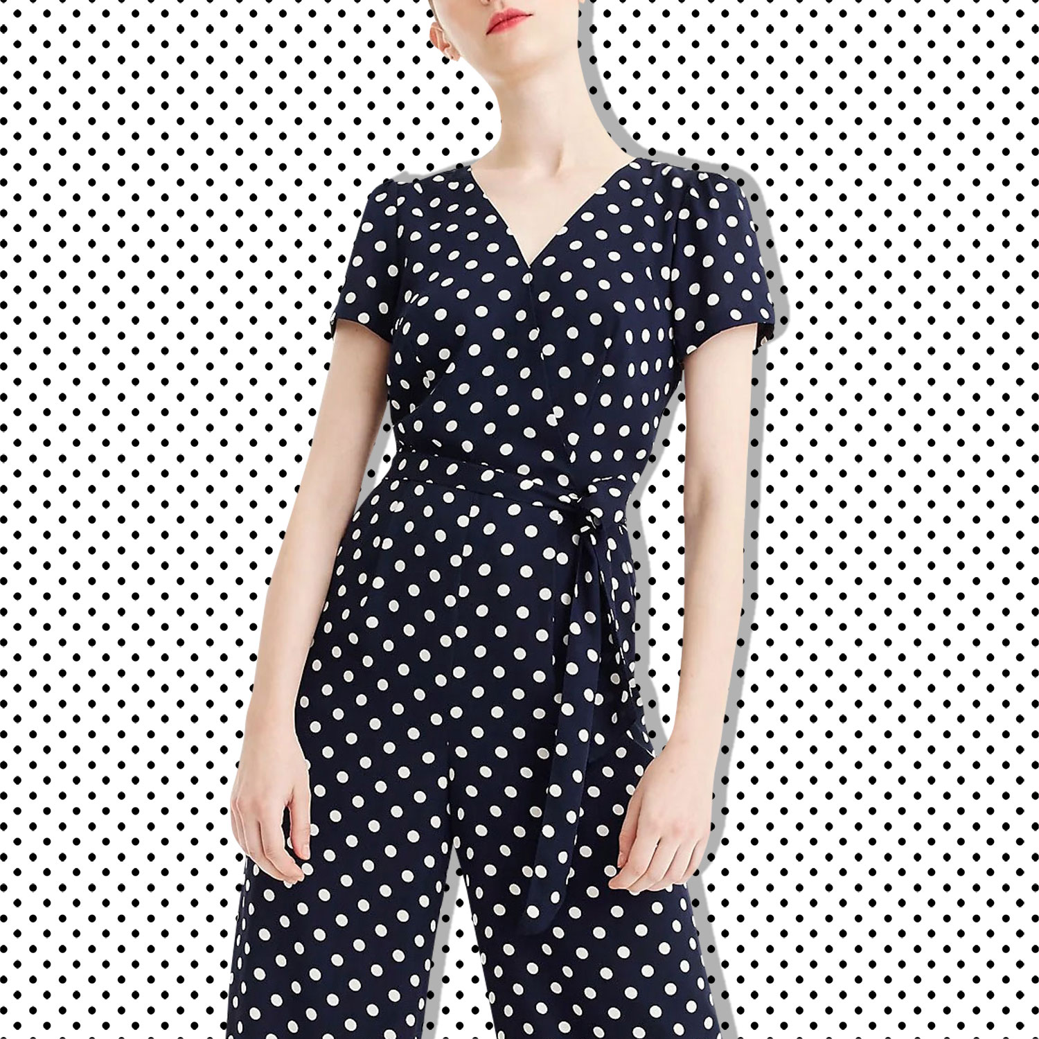 TheLIST: Polka Dot Pieces Youll Want To Wear All Spring