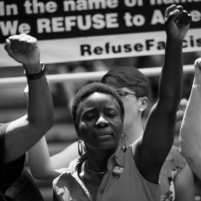 Therese Patricia Okoumou.