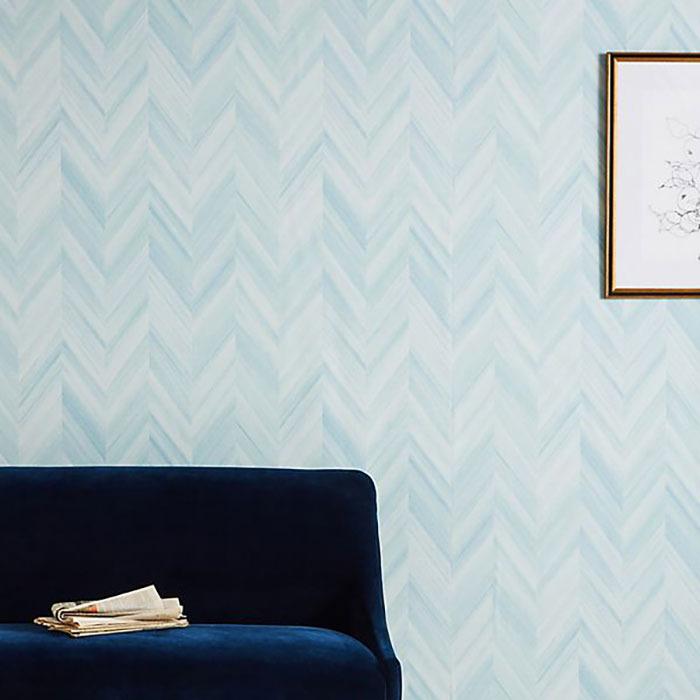Gradient Chevron Wallpaper