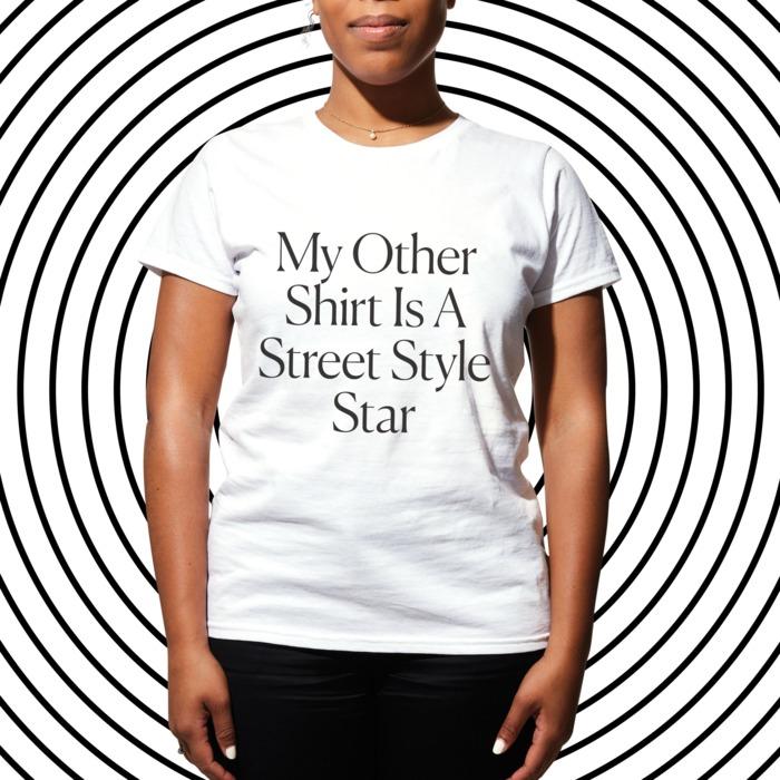 fb21694b7 T-shirts for the Lazy New York Fashion Week Insider