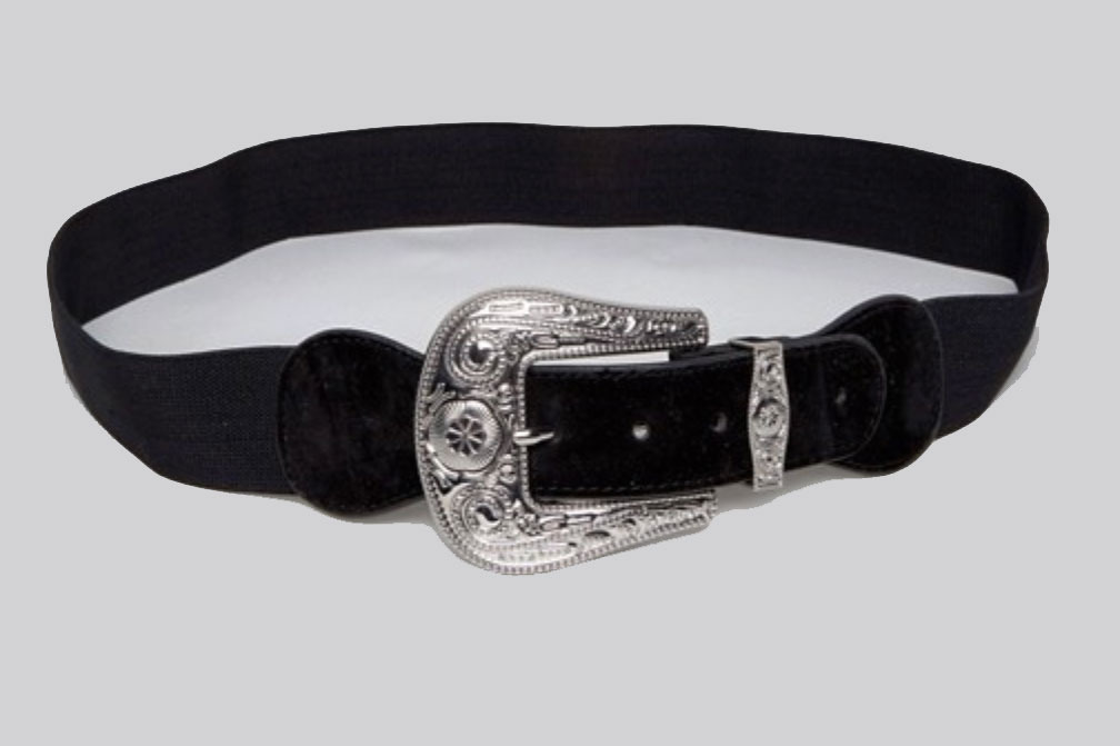 ASOS Curve Elastic Western Waist Belt