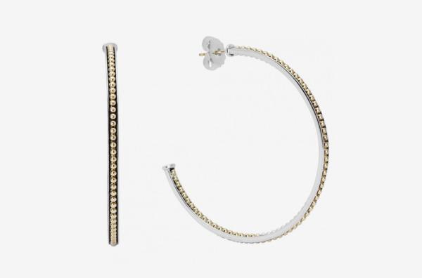 KSL Hoop Earrings