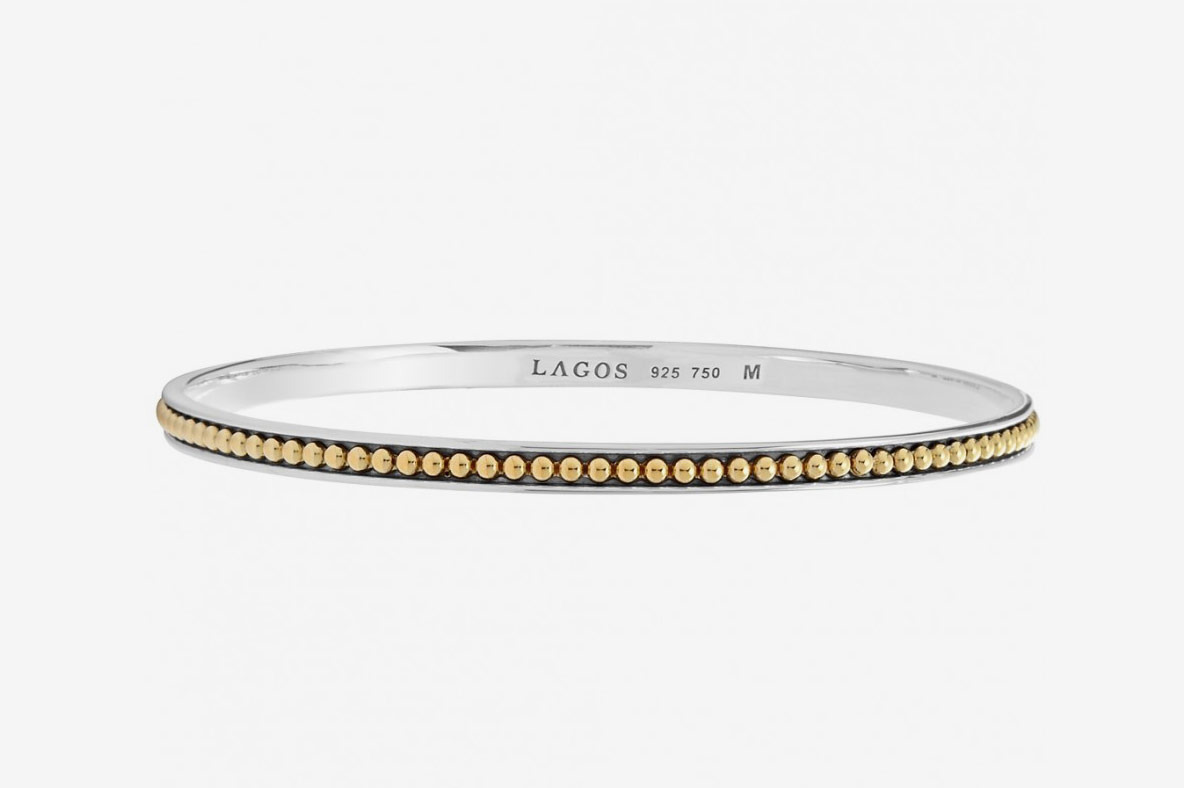 KSL Caviar Beaded Bangle