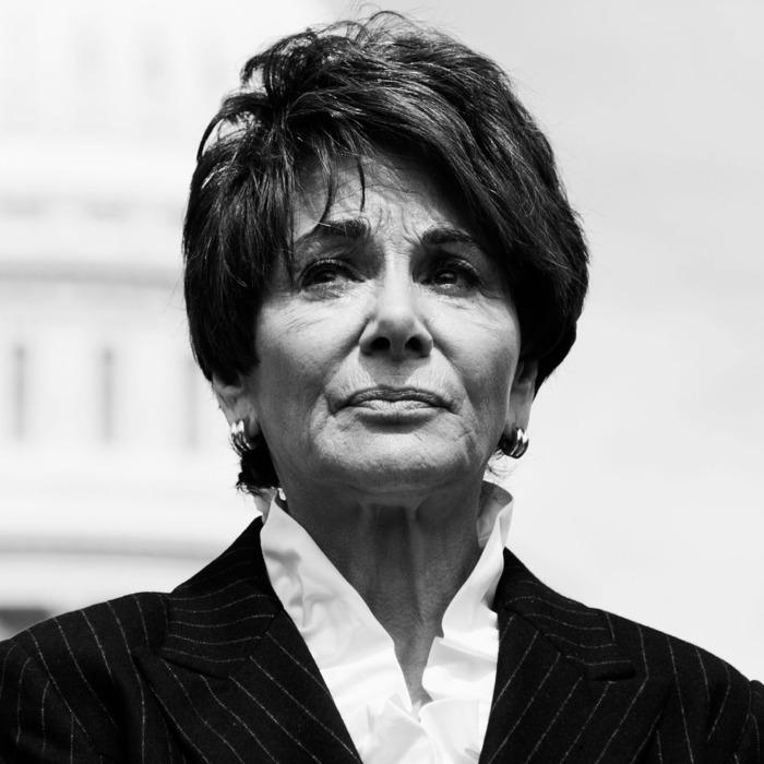 Representative Anna Eshoo.