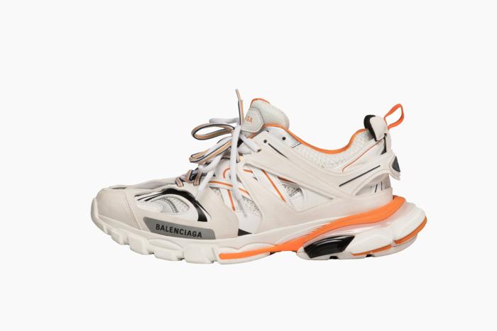 Balenciaga Dropping Track Sneakers September 24