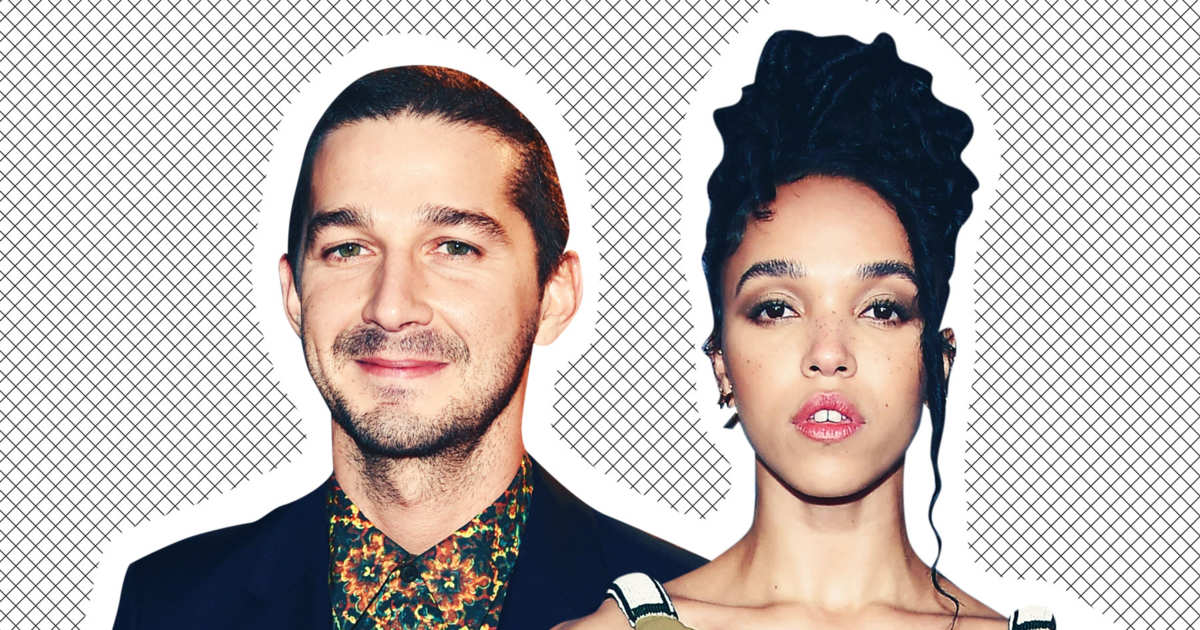 Who is shia labeouf dating right now