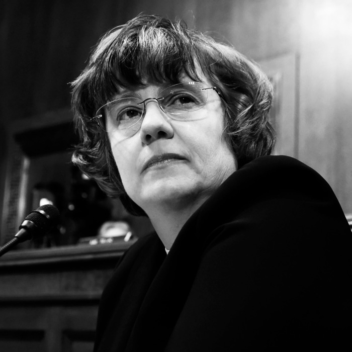 Rachel Mitchell, counsel for Senate Judiciary Committee Republicans.