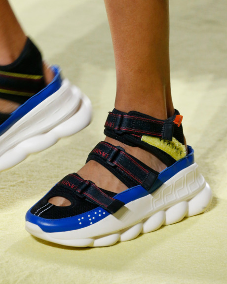 The Best Spring 2019 Sneakers From Fashion Month