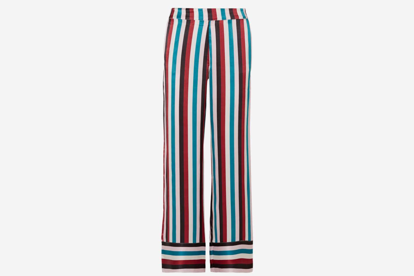 Asceno Silk Pajama Pants