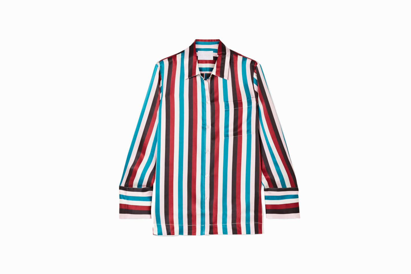 Ascenso Silk Shirt