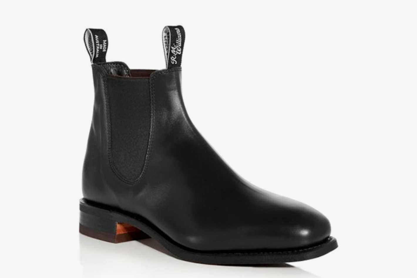 R.M. Williams Men's Comfort Craft Leather Chelsea Boots