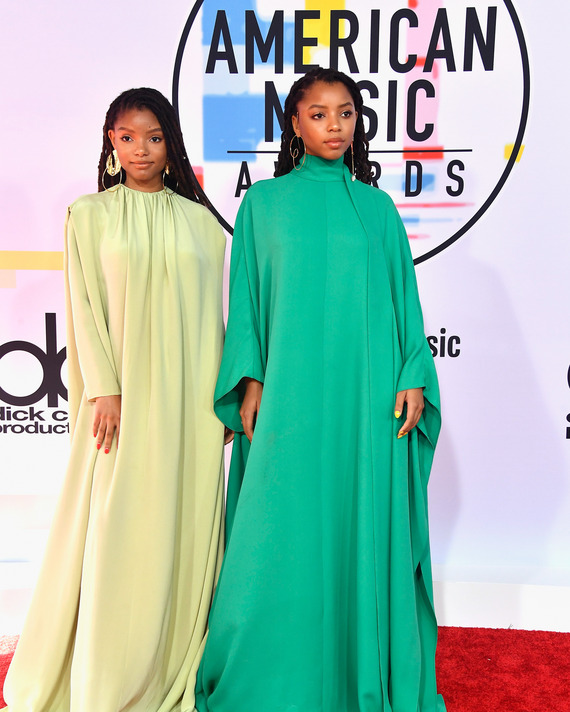 Chloe and Halle.