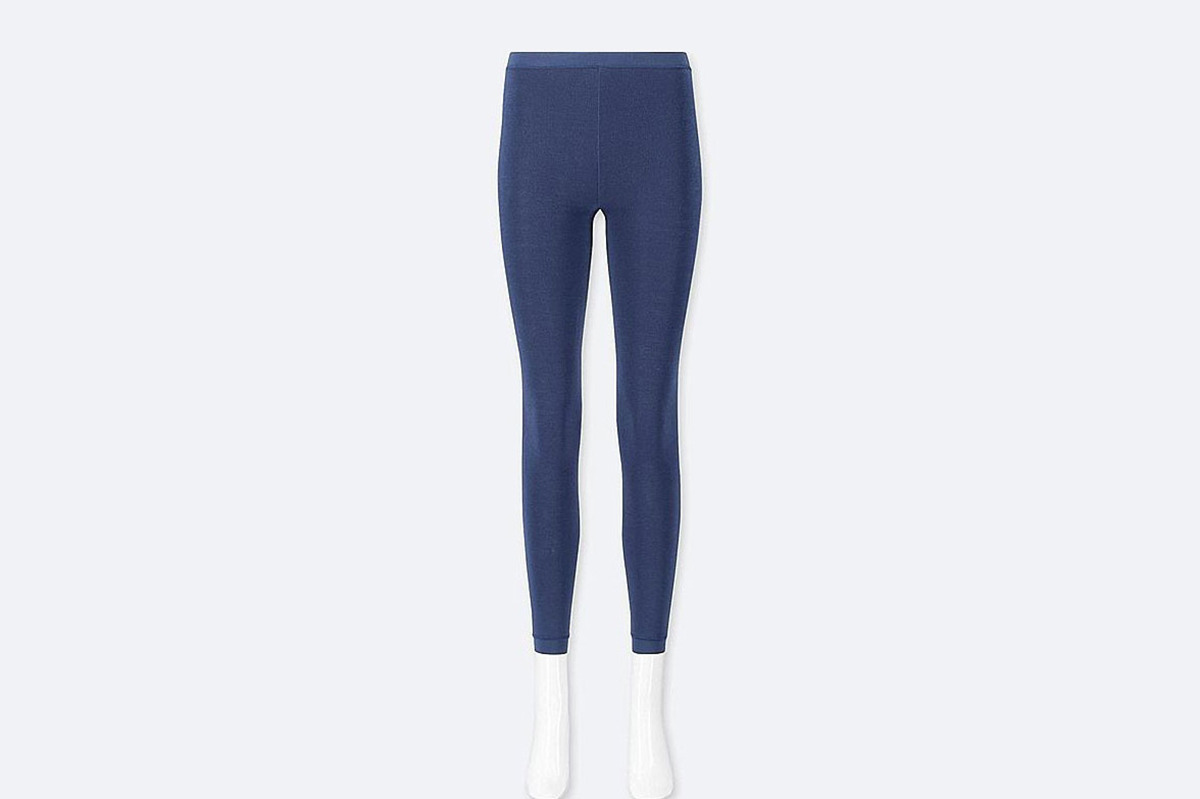 Heattech Pile-Lined Leggings