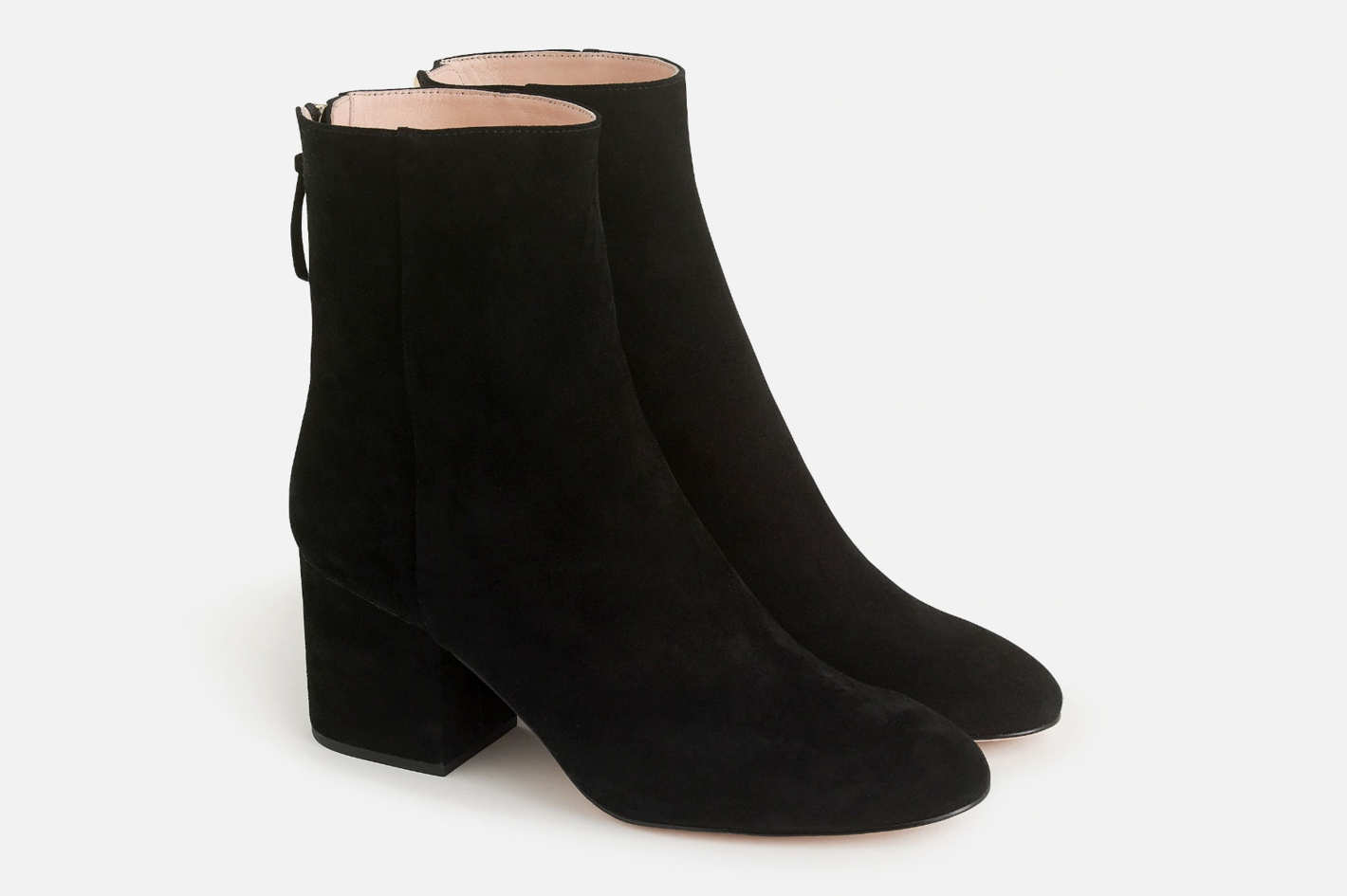 Sadie Ankle Boots in Suede
