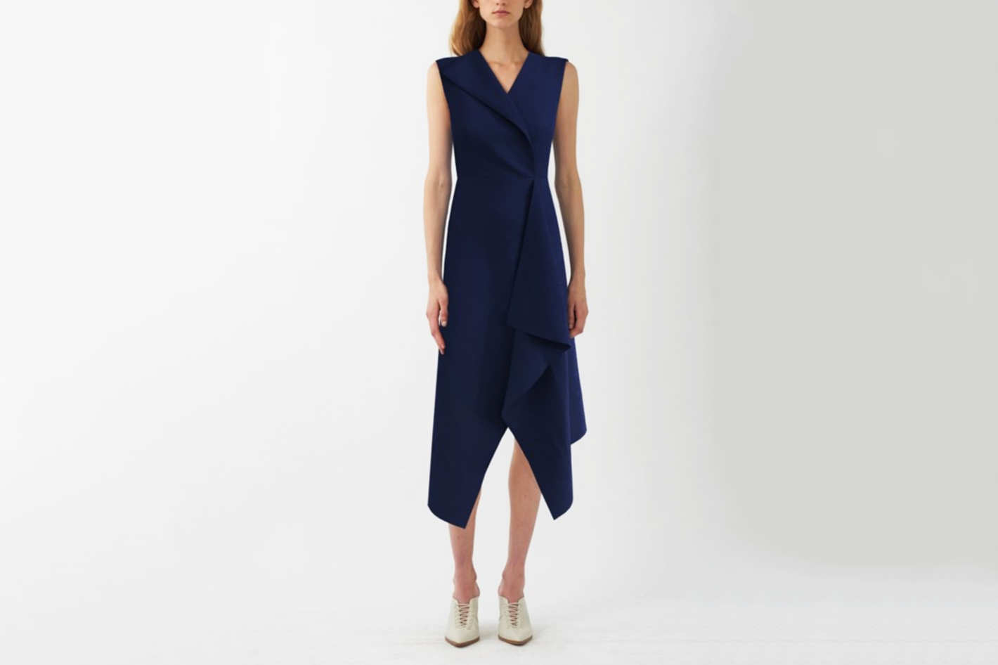 Dion Lee Folded Sail Dress