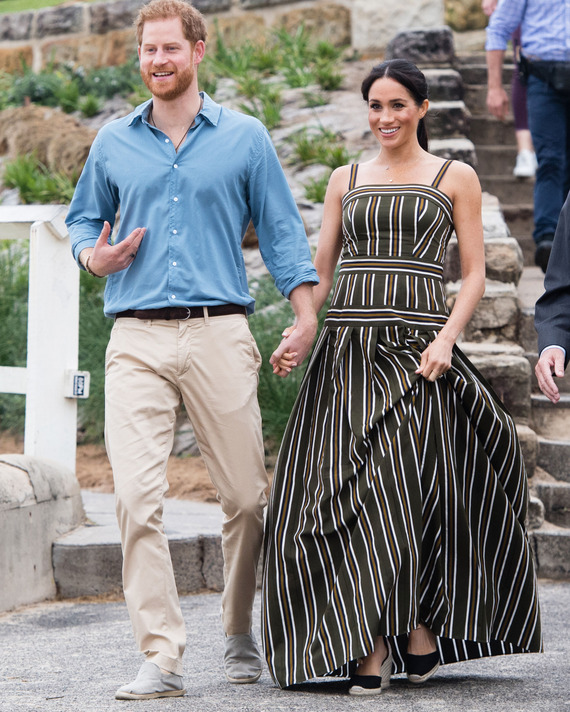 f04829073a3 Meghan Markle's Best Style & Fashion Moments 2018