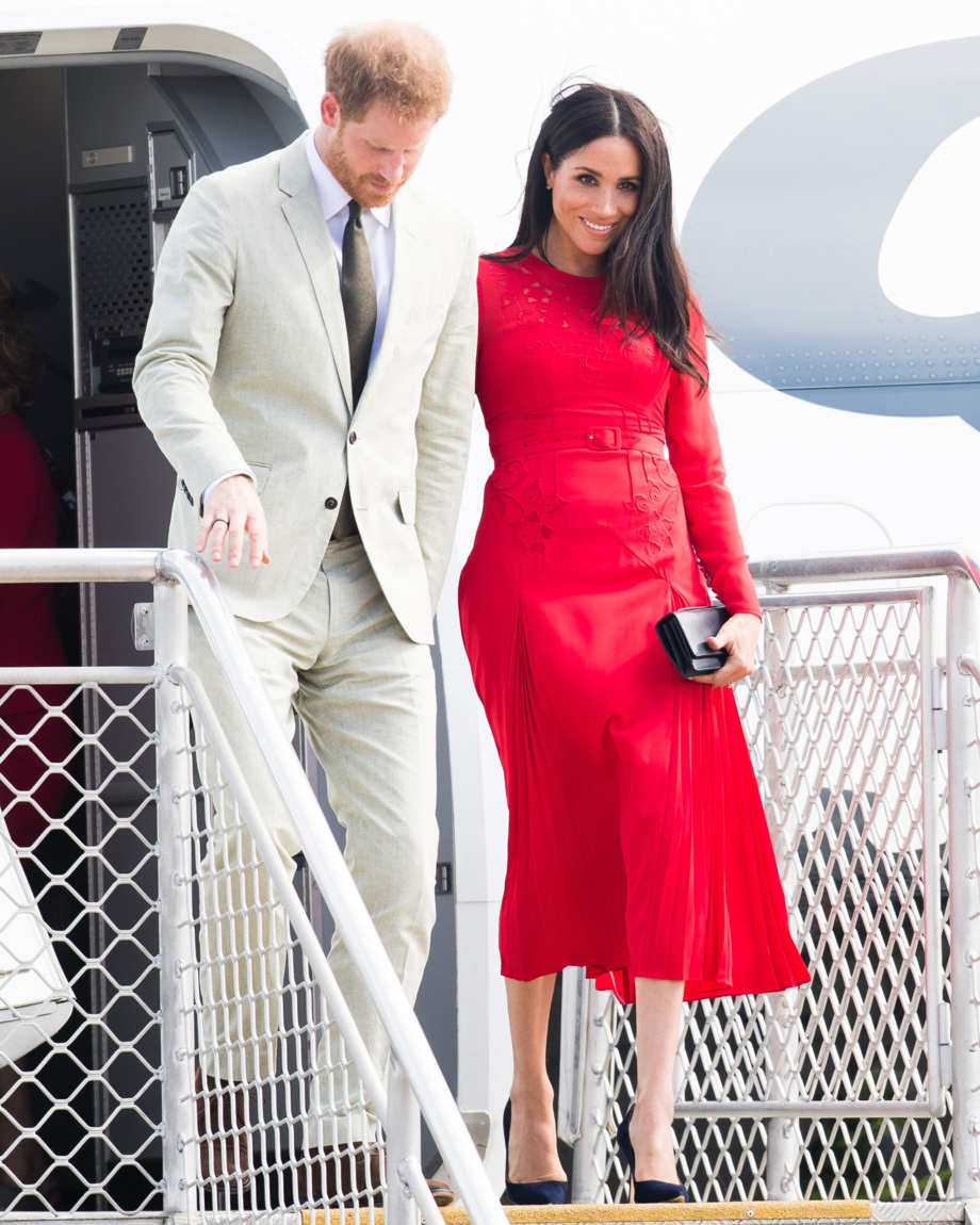 22076a3f4910 Meghan Markle s Best Style   Fashion Moments 2018