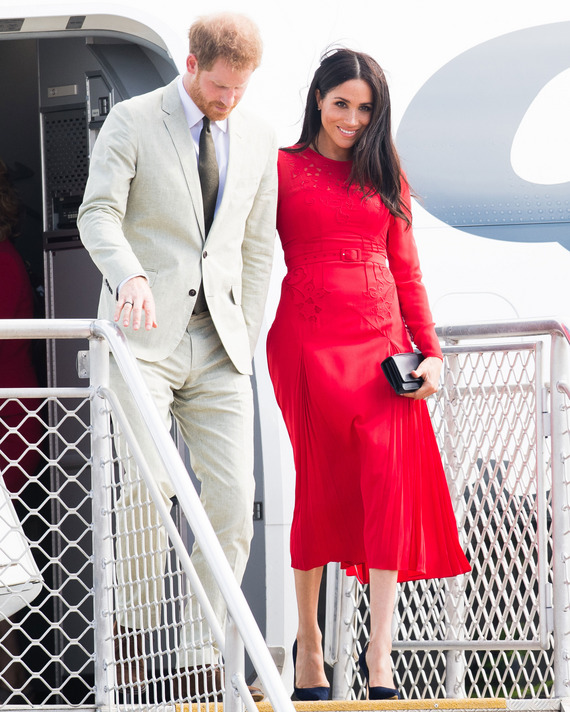 598024c077 Meghan Markle s Best Style   Fashion Moments 2018