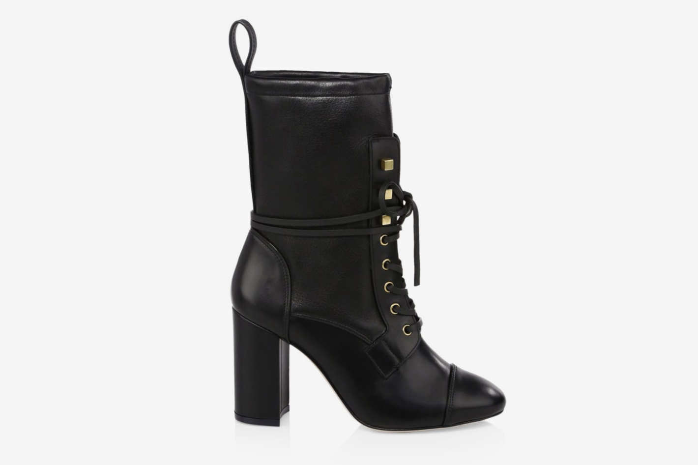 Stuart Weitzman Veruka Leather Boots