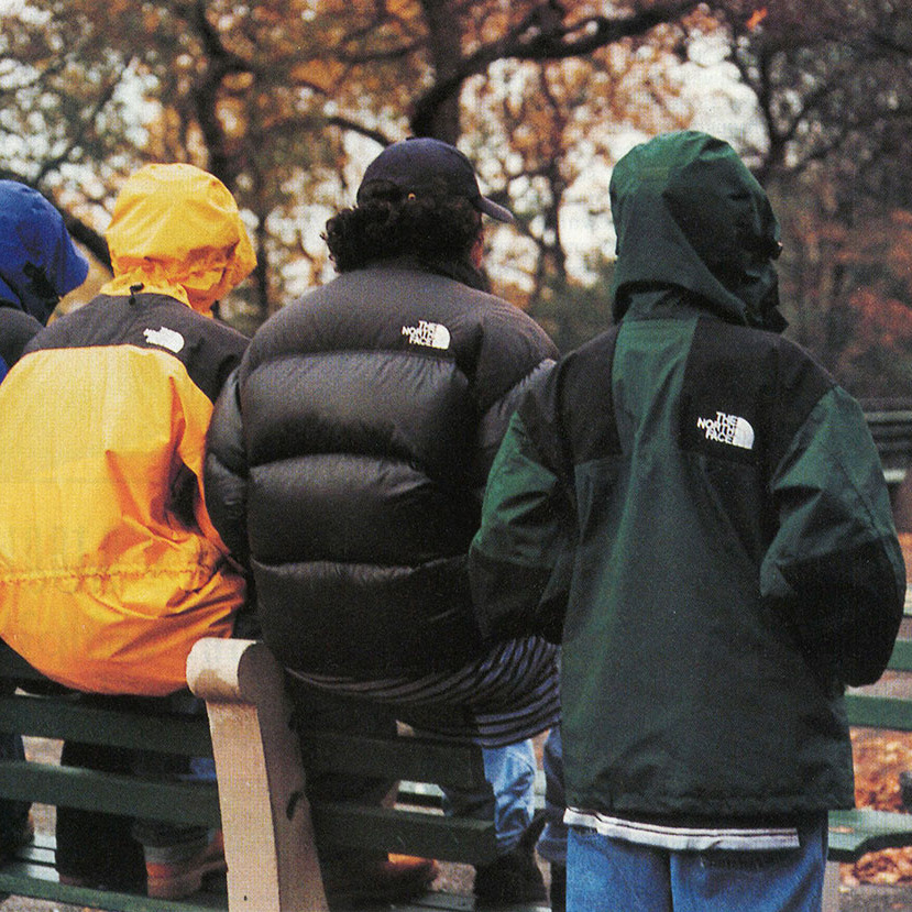 How The North Face Took Over 90s New York Style f4e0e9ac1