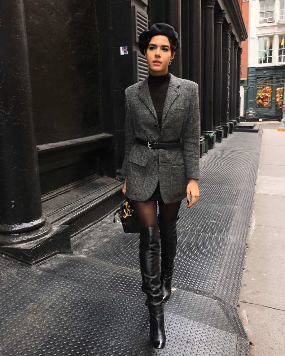 334ba90a6 11 Best Knee High Boots Outfits - Style Tips   Ideas 2018