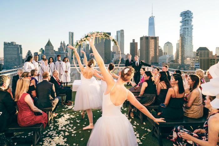 a garden party wonderland wedding in soho