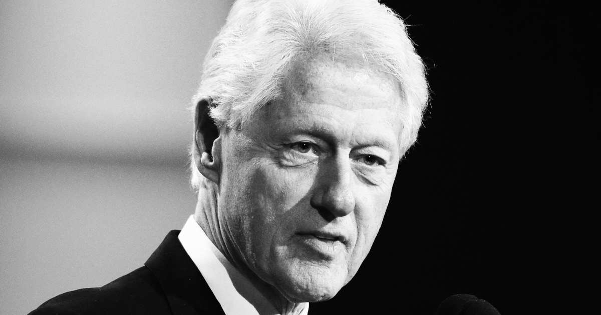 f6e11174f249 Bill Clinton s Past Is Finally Catching Up With Him