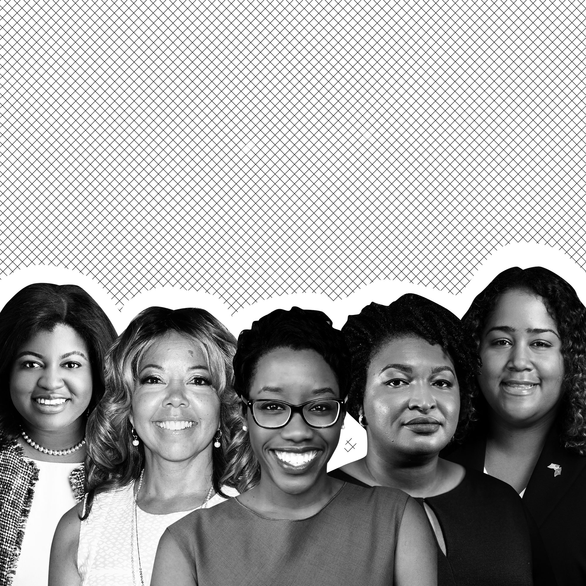 Over 400 Black Women Are Running in the Midterms. Meet 5 Who Could Help Make History.