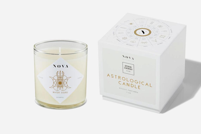 Nova Astrological Candle