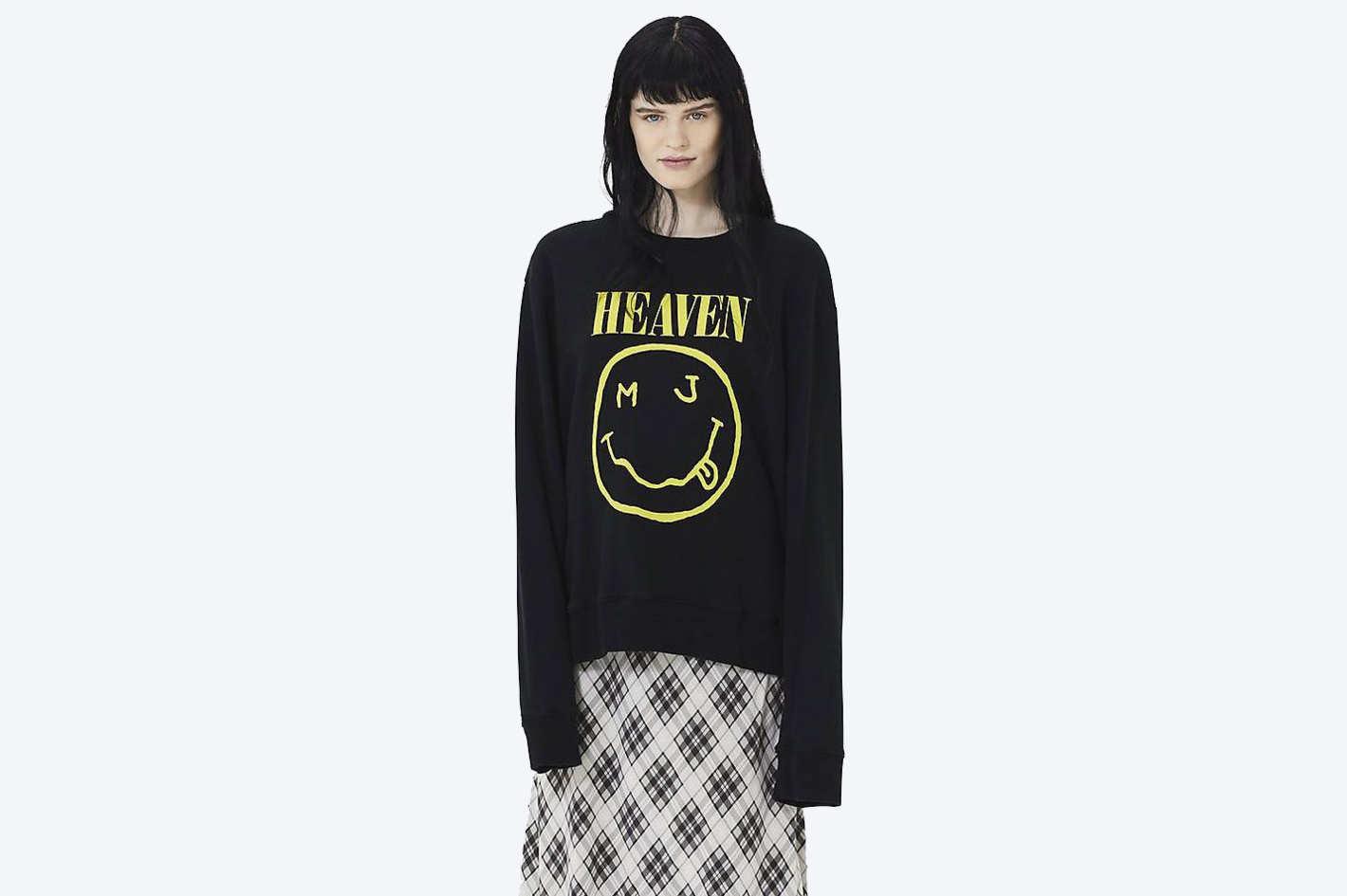 Bootleg Grunge Sweatshirt