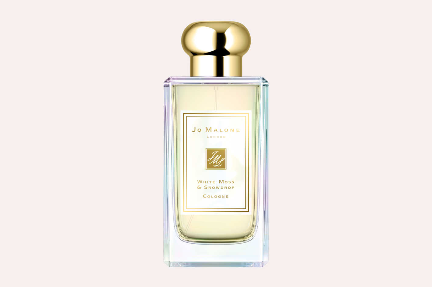 White Moss and Snowdrop Cologne, 3.4oz