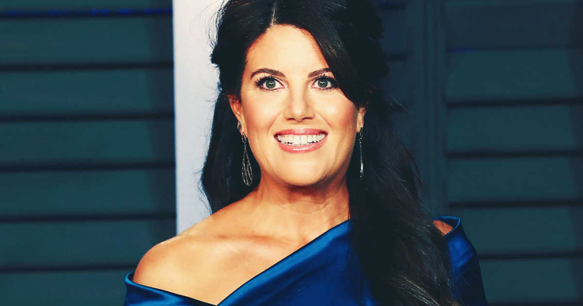 6db8bfd74b58 Monica Lewinsky  Bill Clinton Should Want to Apologize to Me