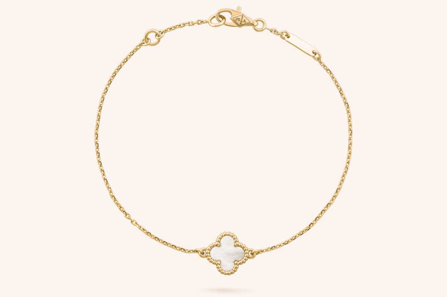Sweet Alhambra Bracelet